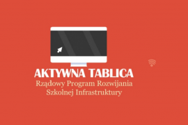 "Program ""Aktywna tablica"" na lata 2020-2024"