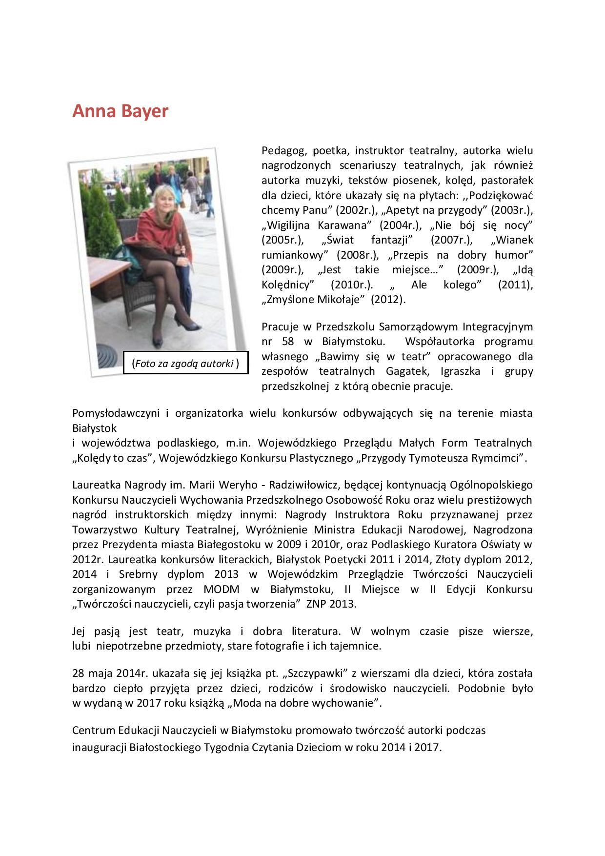 Xxxiv Międzynarodowy Konkurs Literackiej Im Wandy
